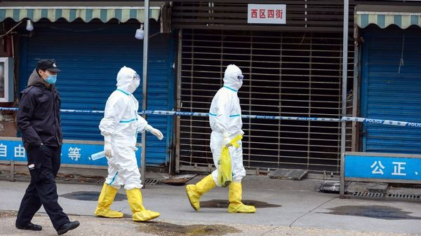 Ursprung der Coronavirus-Pandemie: Debatte um Laborunfall neu entfacht