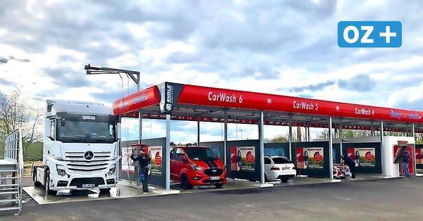 EasyCarWash expandiert nach Wismar – hier entsteht der Autowaschplatz