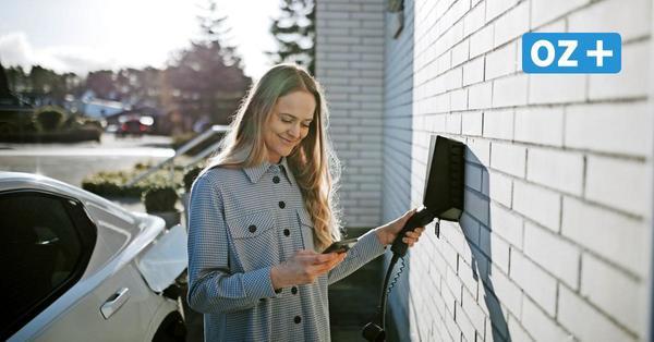 Ladegeräte Easee für E-Autos: Super Start für neue Wismarer Firma