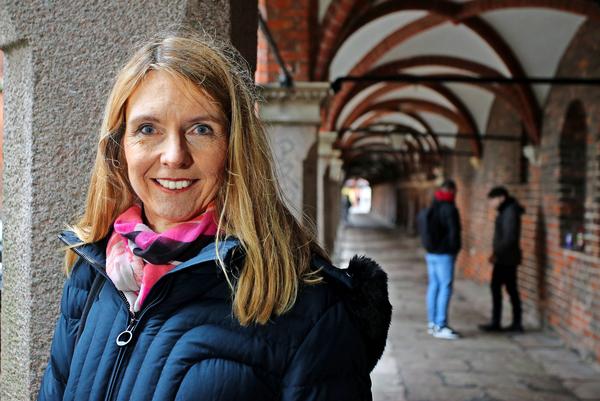 Autorin Eva Almstädt (Foto: Lutz Roeßler)