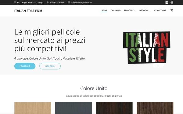 Arriva Italianstylefilm.com, l'eCommerce di pellicole speciali per rinnovare l'interior - Key4biz