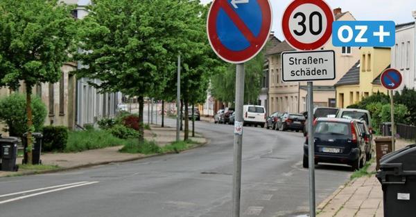 Zweiter Anlauf: Ribnitzer Bahnhofstraße soll saniert werden – Das ist geplant