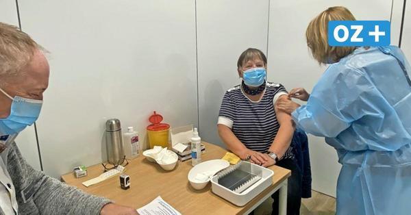 Corona-Impfzentrum in Barth eröffnet: So bekommen Sie einen Termin
