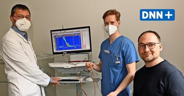 Manometrie: So sind Dresdner Mediziner der Volkskrankheit Reflux auf der Spur