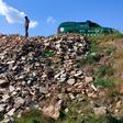 Els Agents Rurals denuncien un abocament de runa al terme municipal d'Isona i Conca Dellà