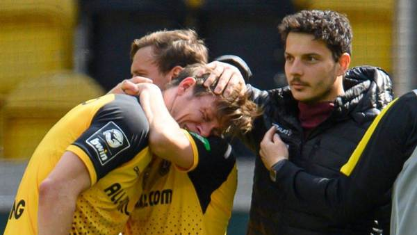 Dynamo Dresdens Tim Knipping spricht über schweren Schicksalsschlag