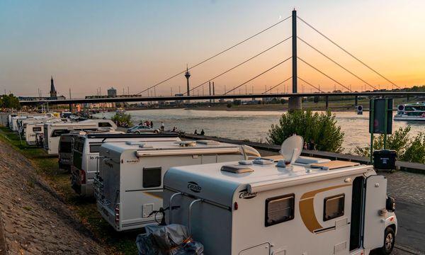 Camping im Sommer 2021: Karte zeigt freie Plätze in Deutschland – live