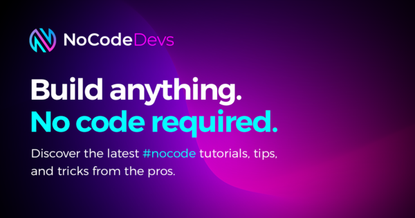 Build anything.No code required.