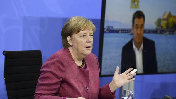"""Merkel: """"Sicherer Schulbetrieb unabhängig davon, ob ein Kind geimpft ist oder nicht"""""""