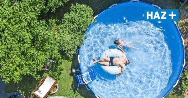 Kleingärten in Hannover: Größe von Pools soll in Gartenordnung beschränkt werden