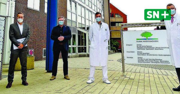 Bad Nenndorf: Klinik Niedersachsen zieht weitgehend positives Corona-Fazit