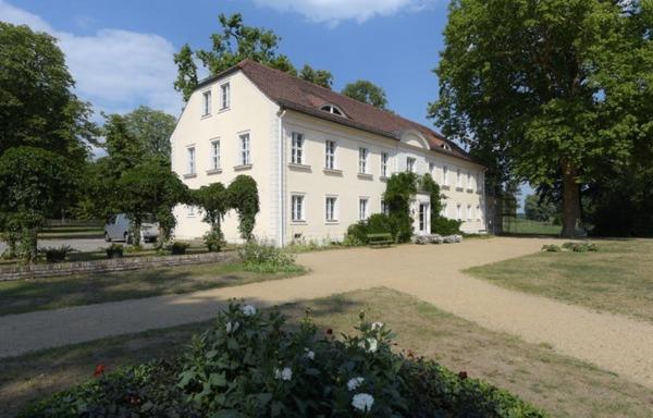 Schloss Sacrow. Foto: Bernd Gartenschläger