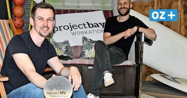"""""""Project Bay"""": Mit dieser Idee gewannen Lietzower den Coworking Preis vom Land"""