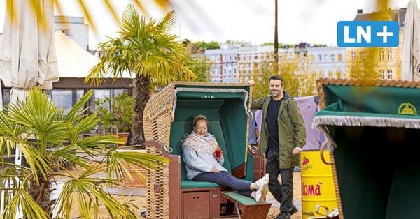 Lübeck: Strandsalon geht Sonnabend in seine 18. Saison