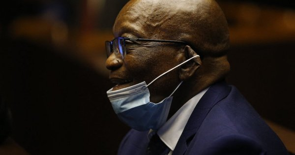 WATCH: Zuma case struck off the roll with costs | eNCA