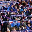 Relegation: Holstein Kiel gegen 1. FC Köln mit 2334 Fans im Stadion