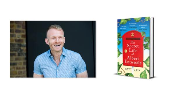 Podcast: Matt Cain on The Secret Life of Albert Entwistle