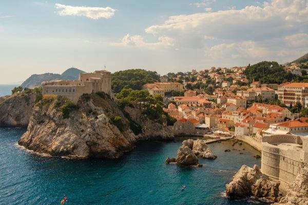 Corona redde Kroatië van het massatoerisme