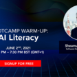 Bootcamp Warm-Up: AI Literacy | Meetup
