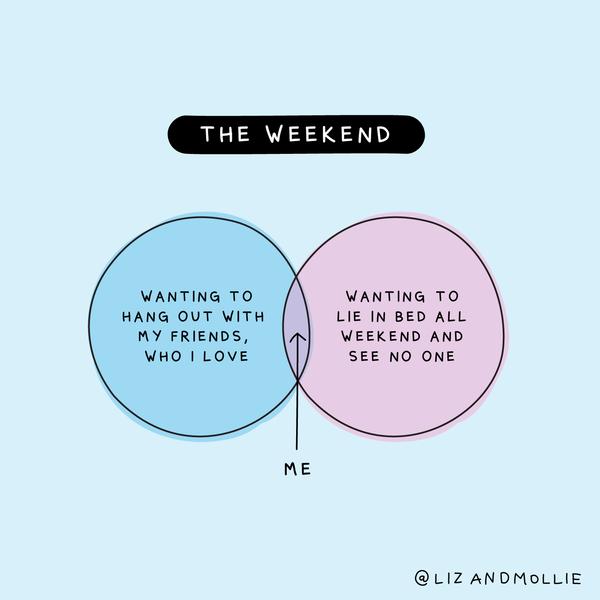 It's a mood...😴