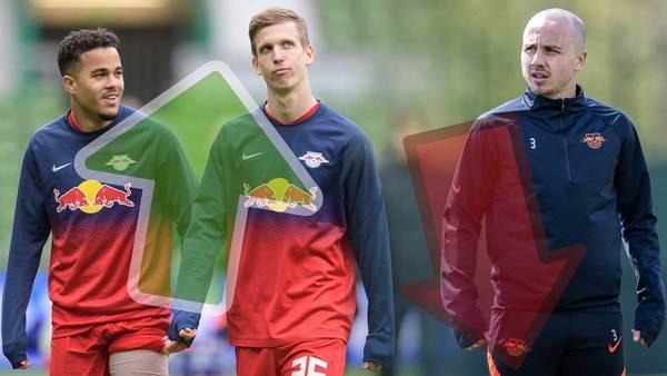 RB Leipzigs Tops und Flops: Die Bilanz einer durchwachsenen Rückrunde