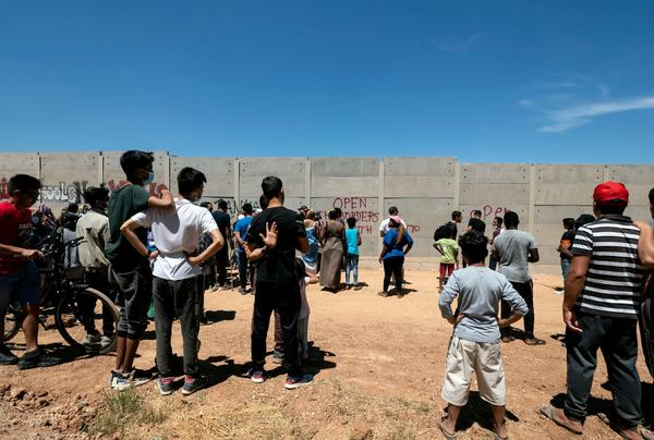 """""""We call it 'modernization'"""" – reception centers for migrants will be 'closed' facilities."""