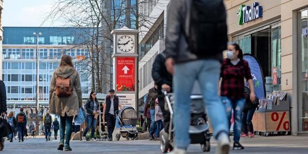 Inzidenz für Sachsen steigt – Leipziger Wert bleibt unter 50