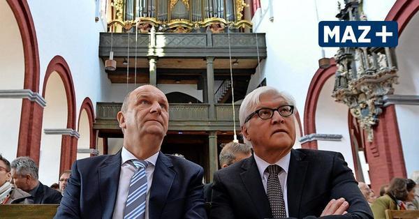 """Woidke: Steinmeier ist richtiges Staatsoberhaupt """"in rauen Zeiten"""""""
