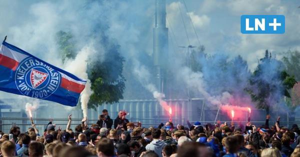"""Lex Holstein Kiel""? Sport-Fans sollen länger jubeln dürfen"