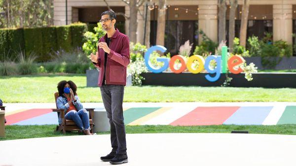 Google-Chef Pichai: Künstliche Intelligenz soll in Zukunft verschiedene Sprachen beherrschen