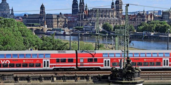 Immer mehr Sachsen nehmen den Zug: Nahverkehr im Freistaat gewinnt an Beliebtheit