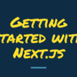 A Complete Beginner's Guide to Next.js - DEV Community