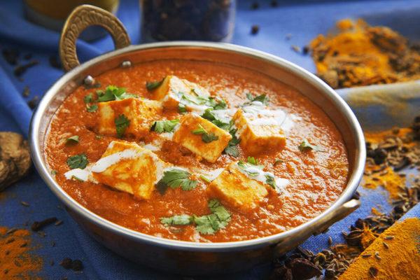 Mit Video! Rezept für Shahi Paneer aus Indien - Mahlzeit und guten Appetit