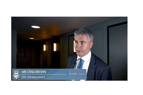 Craig Brown, Chief Executive Officer of ECR Minerals plc (ECR.L) Interview