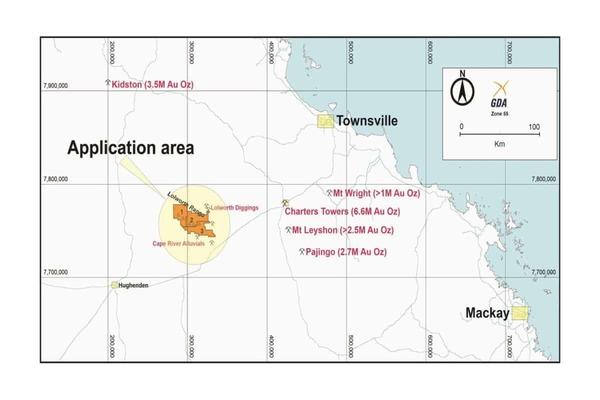 ECR Minerals plc (ECR.L) Strategic Licence Applications Australia