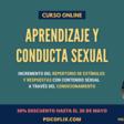 Aprendizaje y Conducta Sexual con el Dr. Andrés García García (curso online)
