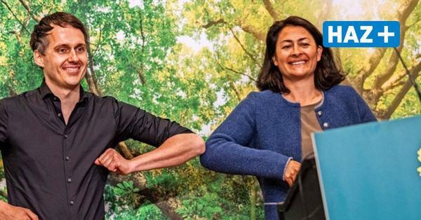 Polat und Kindler führen Niedersachsens Grüne in die Bundestagswahl
