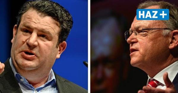 Niedersachsens SPD kürt Arbeitsminister Heil zu ihrem Spitzenkandidaten