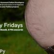 PizzaPy: Friendly Fridays
