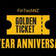 Golden Ticket 1 Year Anniversary   Wed 9th June 7.30am   Minter Ellison Rudd Watts, PwC Tower, Level 22, 15 Customs Street West, Auckland