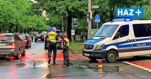 Maschsee: Polizei Hannover geht mit Kontrollen gegen Autoposer vor