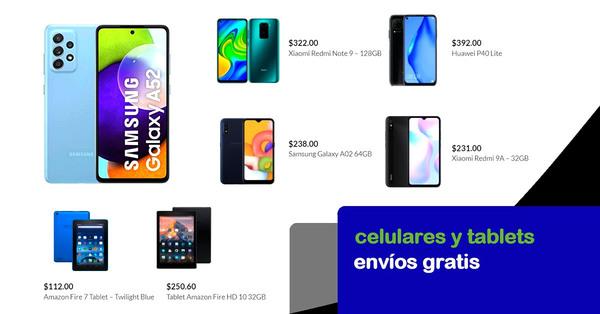 Tienda donde comprar online celulares con envíos a Cuba