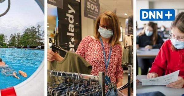 Shoppen ohne Termin: Sachsen lockert Regeln ab Montag
