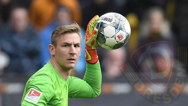 Die Noten für das großartige Spieljahr 2020/21: Dynamo Dresdens Broll verteidigt seinen Titel