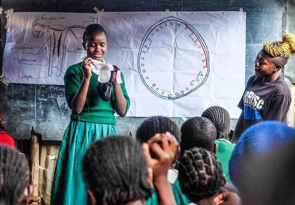 Aggravation de 17.2% des besoins hygiéniques des femmes en Haïti pendant la Covid