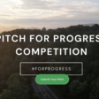 Pitch for Progress Competition