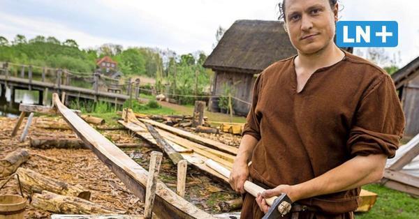 Zurück ins Mittelalter: Wie im Wallmuseum eine Fischereisiedlung entsteht