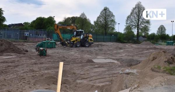 Baubeginn für Bürger- und Sportzentrum in Flintbek