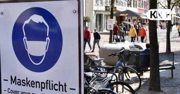 In Eckernförde gilt ab Montag keine Maskenpflicht mehr in Fußgängerzonen