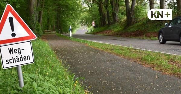 Baustellen-Übersicht: Diese Straßen werden im Kieler Umland erneuert
